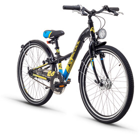 s'cool XXlite 24 7-S Childrens Bike Steel black